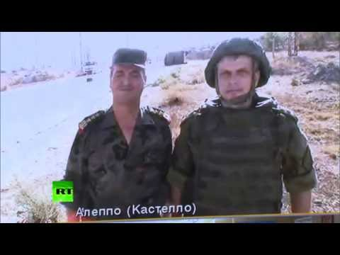 Firefight wrecks Russian army Syria vid-link, commanders stand ground until dismissed
