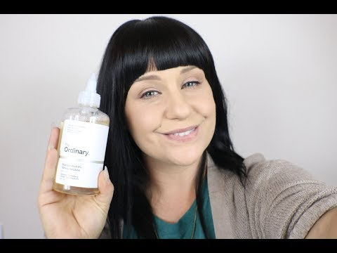 The Ordinary Glycolic Acid 7% Toning Solution Review & Demo