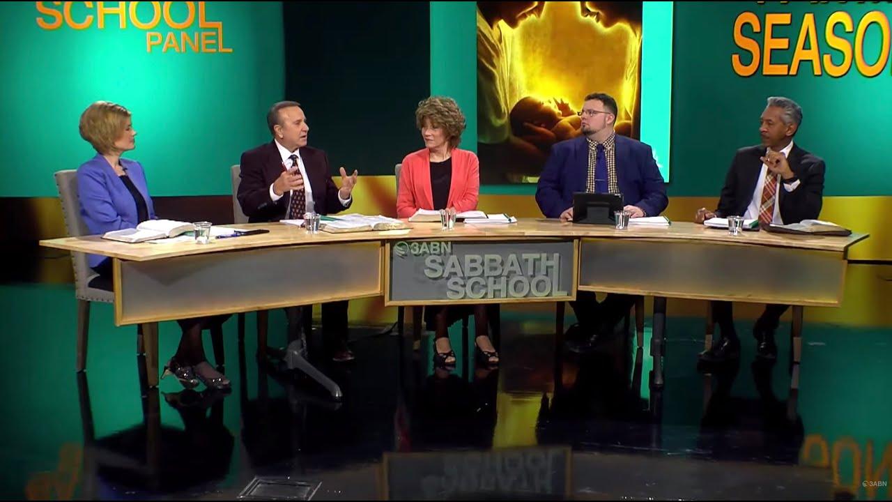 """Lesson 11: """"Families of Faith"""" - 3ABN Sabbath School Panel - Q2 2019"""