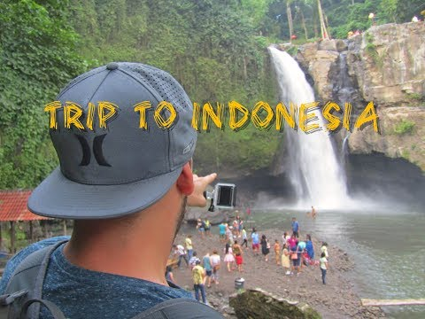 Trip To Indonesia - Java, Bali, Gili Trawangan!! [David Mendes]