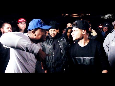 BEASTMODE - DNA VS JOEY GAMBELLO - Rap Battle