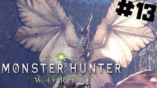 Monster Hunter World PL #13 - Legiana - Losowy Smok | PC 1080P gameplay po polsku
