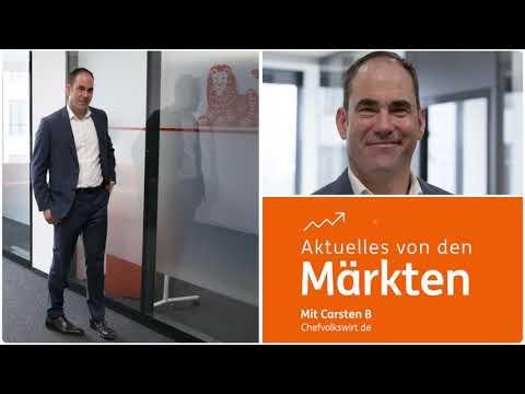 Blick auf die Finanzmärkte mit Carsten Brzeski | 29.10.2020