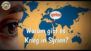 Für Kinder erklärt: Warum gibt es Krieg in Syrien? Warum fliehen die Menschen aus Syrien?