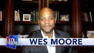 Wes Moore: People Don't Relax When The Military Is Deployed In Their Communities EXTENDED INTERVI…