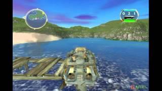 Blood Wake - Gameplay Xbox (Xbox Classic)