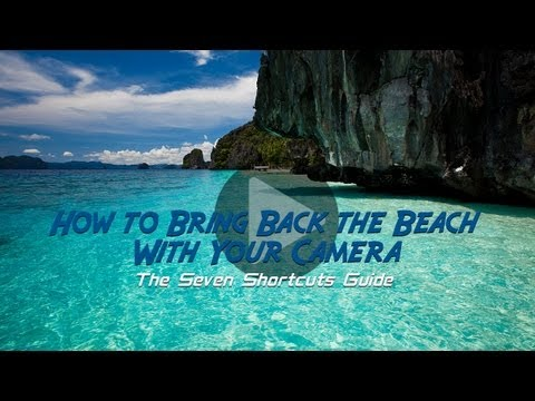How to Take Great Photos at the Beach: Free Online Photography Lessons from Tommy Schultz