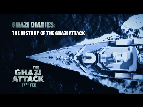 The Ghazi Attack | Conversations With Officers of '71 | Ghazi Diaries