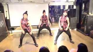 Baby2NE1 「2NE1 - Medley(FIRE/SCREAM/CAN