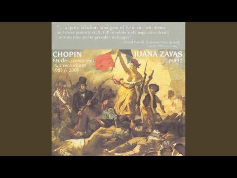 12 Etudes, Op. 10: Etude No. 1 in C Major, Op. 10, No. 1