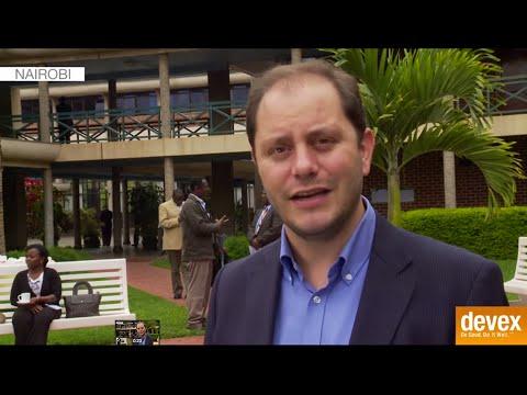 Richard Jones reports from #Fin4Ag2014 in Nairobi, Kenya