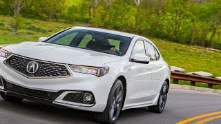 AMAZING! 2018 ACURA TLX TEST DRIVE