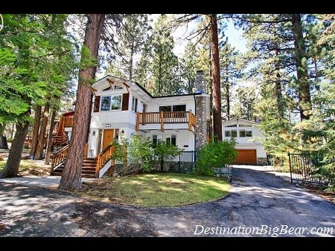Big bear cabin rentals destination big bear snow for Big bear retreat cabins