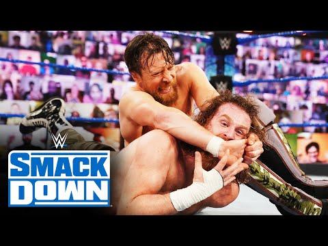 Bryan, Owens & Cesaro vs. Uso, Zayn & Corbin: SmackDown, Feb. 19, 2021