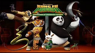 Kung Fu Panda - ShowDown Of Legendary Legends - PS4 - GamePlay By Vitali