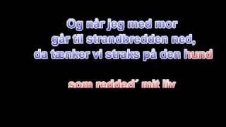 John Mogensen - Skibshunden - Lyrics