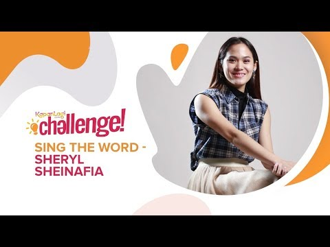Sing The Word - Sheryl Sheinafia Nyanyi Lagu Queen, James Blunt, Nat King Cole, Dll