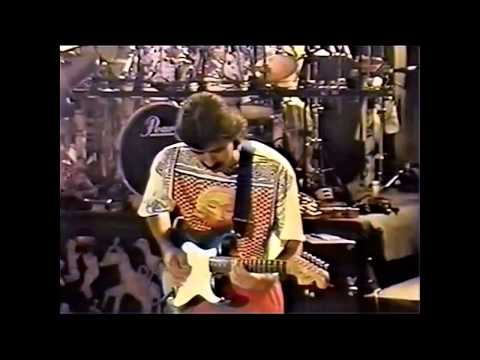 Santana live in Chile - Jingo