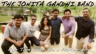 agar tum saath ho x photograph   the jonita gandhi band