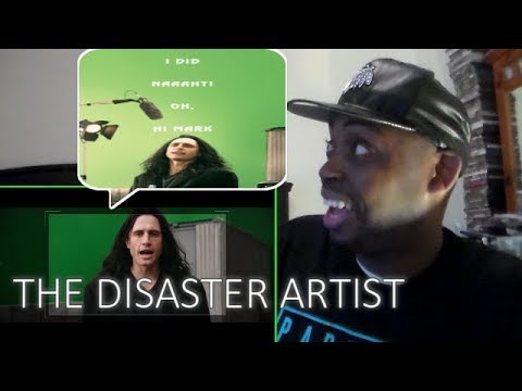 The Disaster Artist | Official Trailer  REACTION!!!