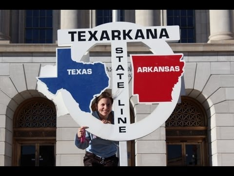 Trip to Texarkana, Texas