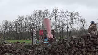 vortexkanon de triemen carbid schieten westergeest en oud jaarsvuur twijzel 31-12-2017
