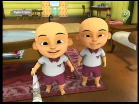 Upin & Ipin - Kembara Kembar Nakal