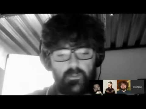 CivicWise | Global Hangout | 15th July