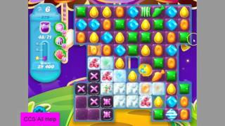 Candy Crush Soda Saga Level 579 NO BOOSTERS