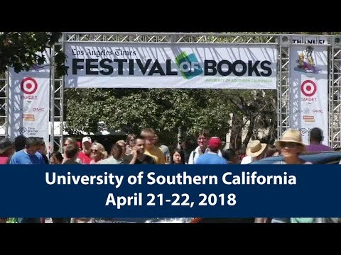 Join Author Solutions At The 2018 Los Angeles Times Festival Of Books!