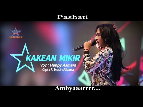 Happy Asmara - Kakean Mikir [OFFICIAL]
