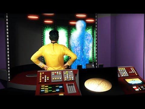 Star Trek Stunt Doubles