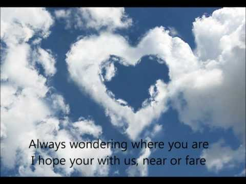 Now you belong to heaven lyrics - Mari Olsen