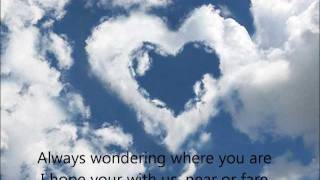Now you belong to heaven lyrics - Mari Olsen thumbnail