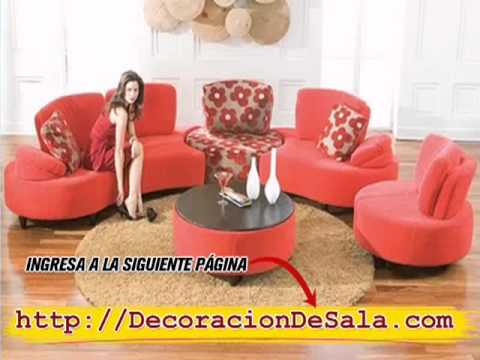 Decoraci n de salas minimalistas ideas para decorar una for Salas minimalistas