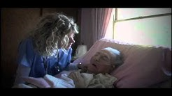 Advocate Hospice Nurse Uses Comforting Care