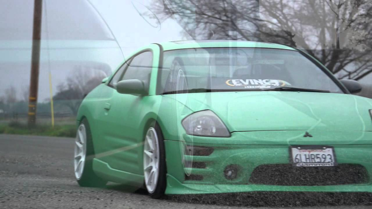 2015 Mitsubishi Eclipse >> Stanced 3g Eclipse - YouTube