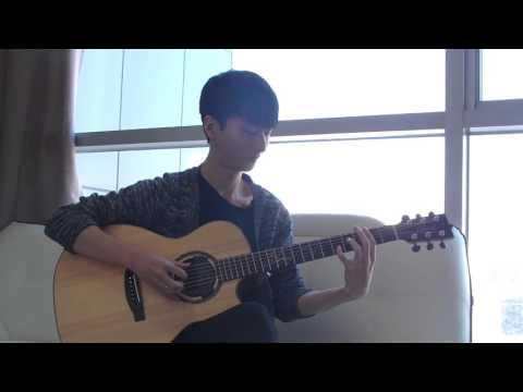 (Chanyeol & Punch) Stay With Me - Sungha Jung