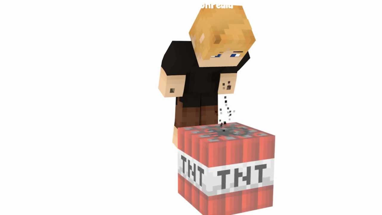 TNT Explosion - Minecraft Animation - YouTube