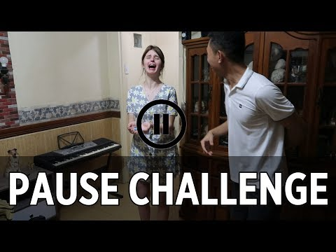 Pause/Play Challenge W/ Girlfriend For 24 Hours (extreme Edition Laughtrip!)