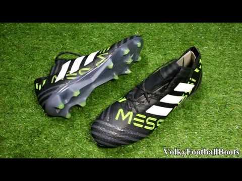 Adidas Nemeziz Messi Messi (Core negro/ blanco/ Nemeziz negro amarillo solar) Review HD f7572e0 - grind.website