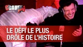 Le défi le plus drôle de l'histoire de l'émission C'Cauet sur NRJ ! - C'Cauet sur NRJ