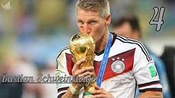 Top 5 der Deutschen Nationalspieler mit den meisten Länderspielen