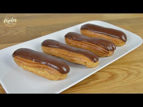 recette-des-éclairs-au-chocolat