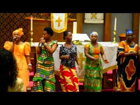 African National Church  MAY 28 2017  YOHANA 17 1 11