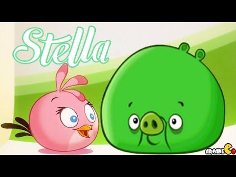 Angry Birds Stella - Unlocked New Muscle Bad Piggies Gameplay Walkthrough Part 8