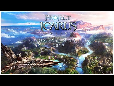 Project Icarus Online OST Vol.2 Mix - 2017 -