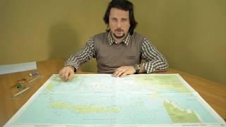 видео Морские карты