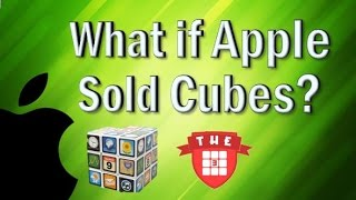 what if apple was a speed cubing company
