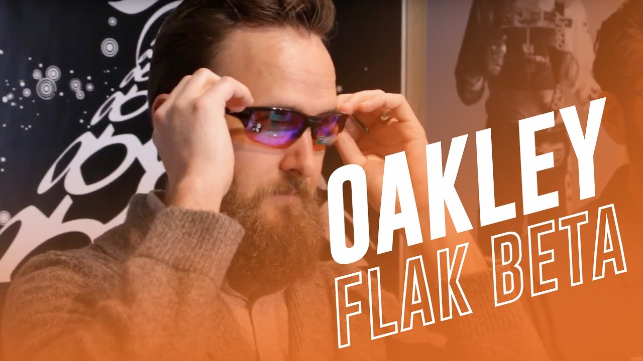 oakley flak beta prizm